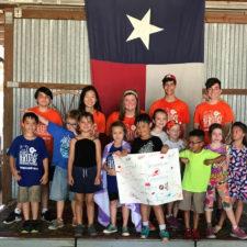 Heritage Farmstead's summer camp