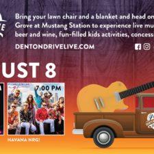Denton Drive Live!