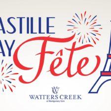 Watters Creek, Bastille Day Fete