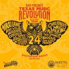 Texas Music Revolution