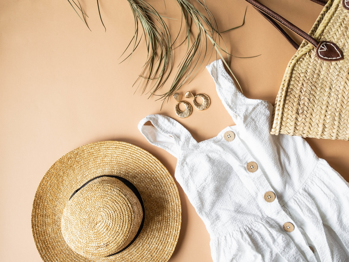 Women's summer dresses and summer fashion