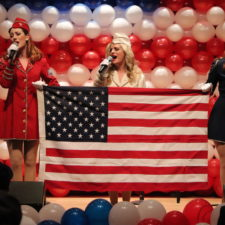 Farmers Branch Veterans Day Celebration, Victory Belles
