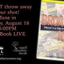 Broadway 101: Facebook Live Concert