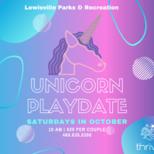 Unicorn Playdate, Lewisville Thrive