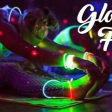 Glow Flow Yoga at ATTPAC