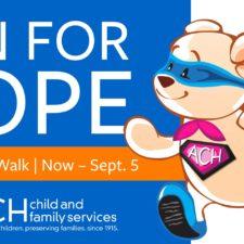 ACH Virtual Run for Hope