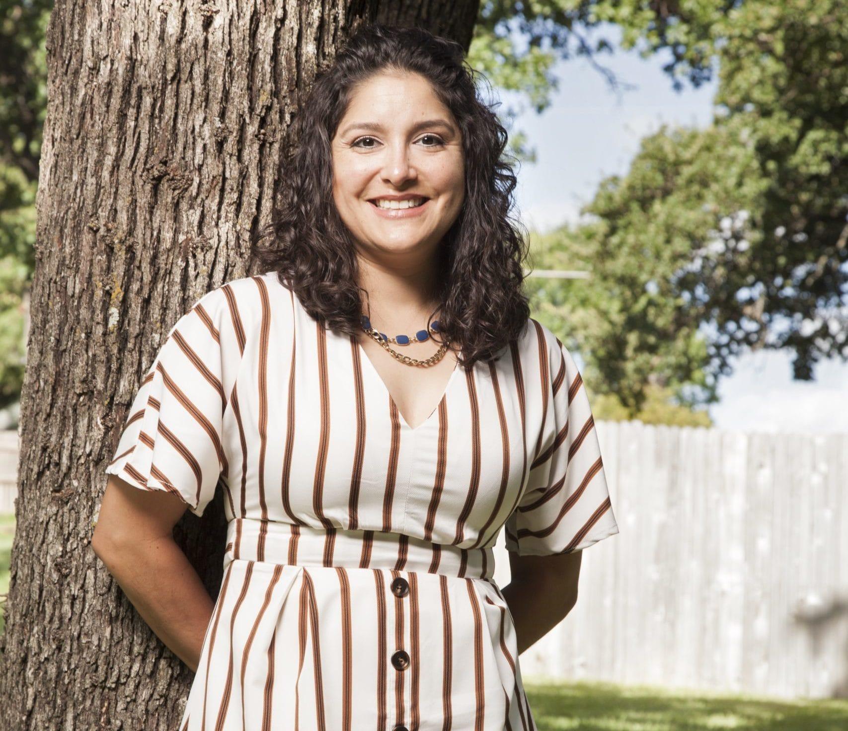 Natalie Lopez Mom Next Door in Arlington