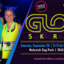 Glow Run 5K, Carrollton