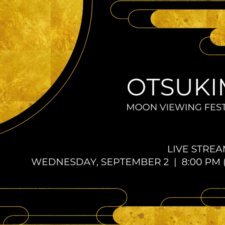 Otsukimi Moon-Viewing Festival Reimagined