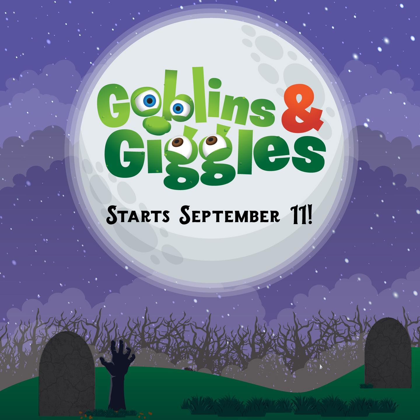 Goblins & Giggles, Gaylord Texan