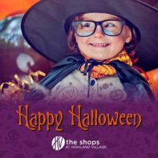 Halloween at The Shops at Highland Village
