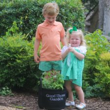 Good Thyme Kids Garden Club, Garden Inspired Living