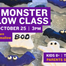 Kids Monster Mallow Class, Legacy Hall