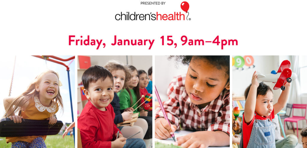 Find a preschool at this virtual event