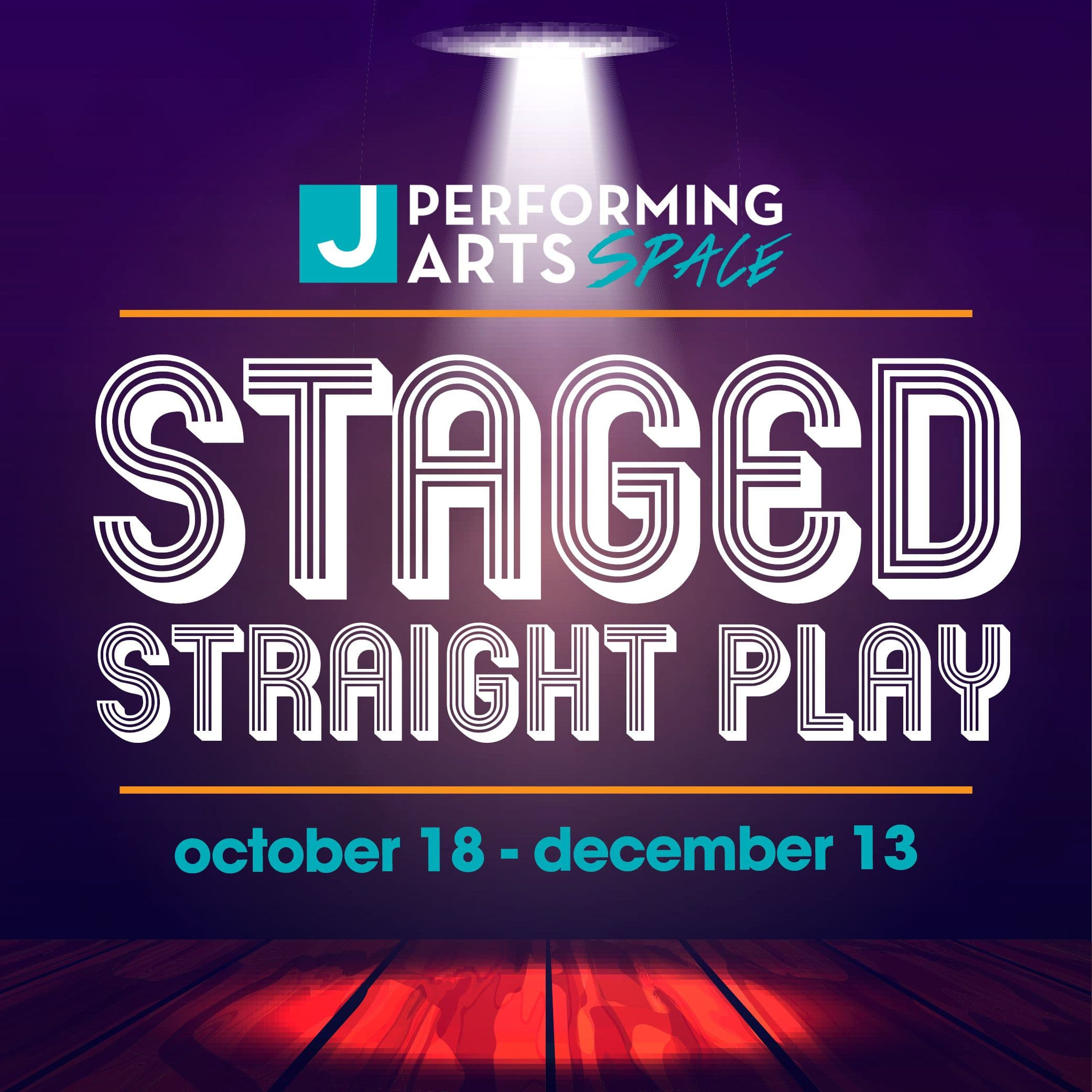 JPAS Staged Straight Play