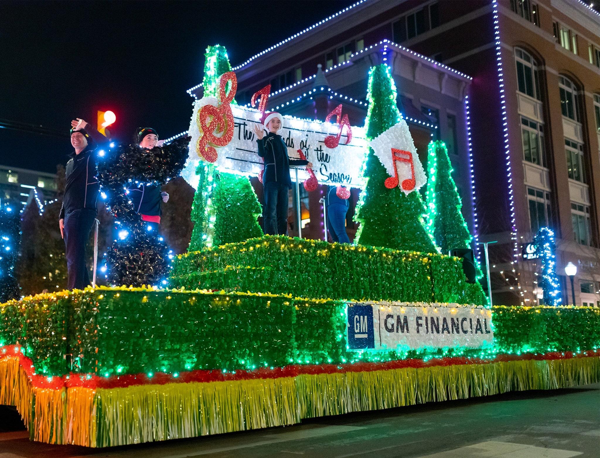 GM Financial Parade of Lights