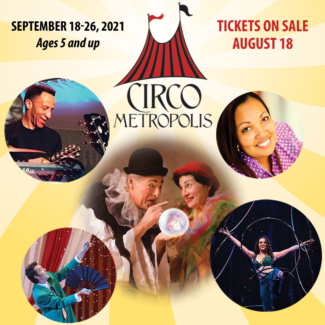 Circo Metropolis at Dallas Children's Theater
