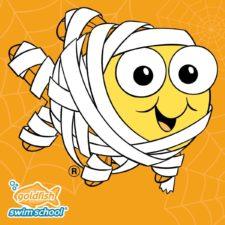 Boo Bash N' Splash, Goldfish Swim School