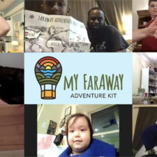My Faraway Adventure Kit, Dallas Children's Theater