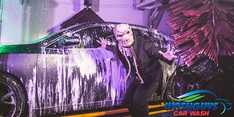Tunnel of Terror Haunted Car Wash