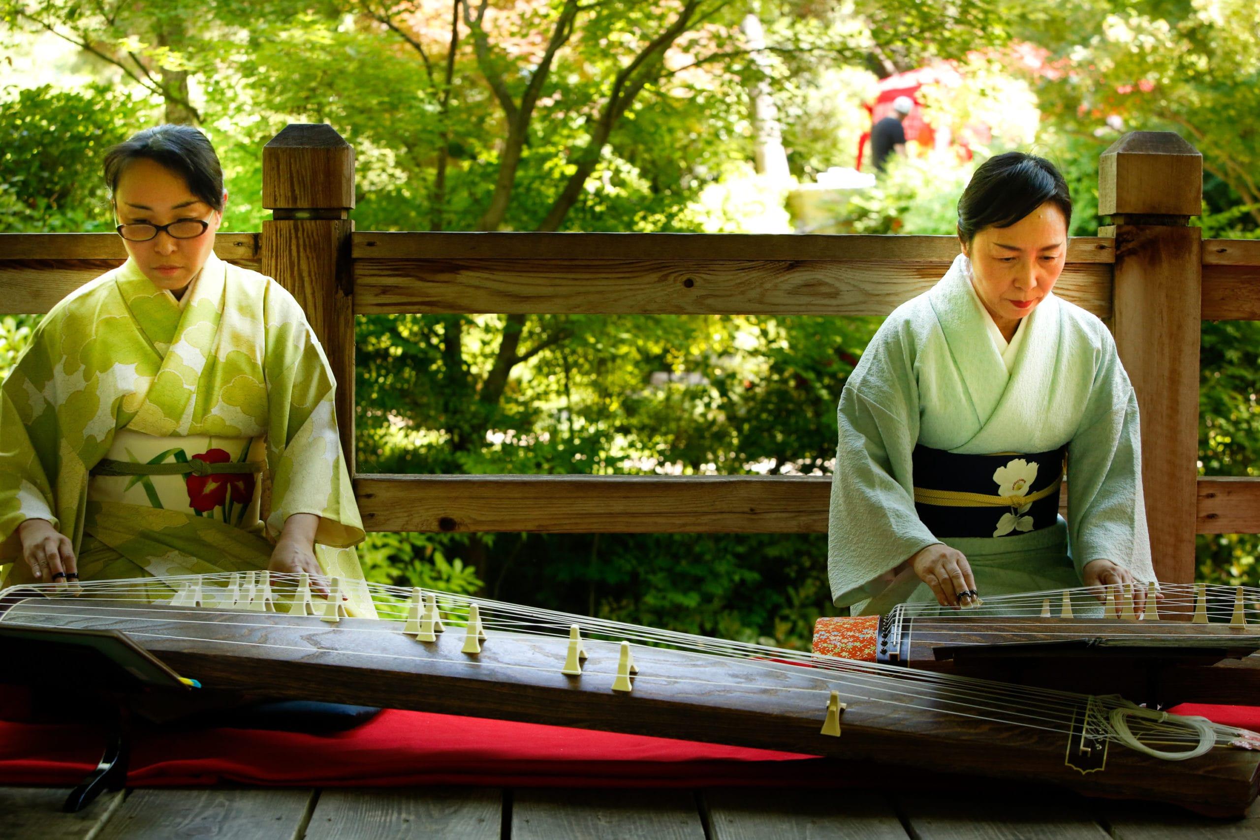 Fall Festival in the Japanese Garden