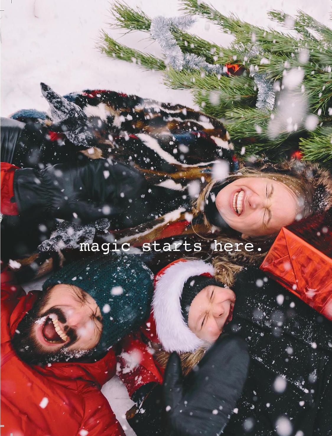 Holiday fun at The Shops at Highland Village