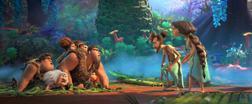 the croods a new age movie clip