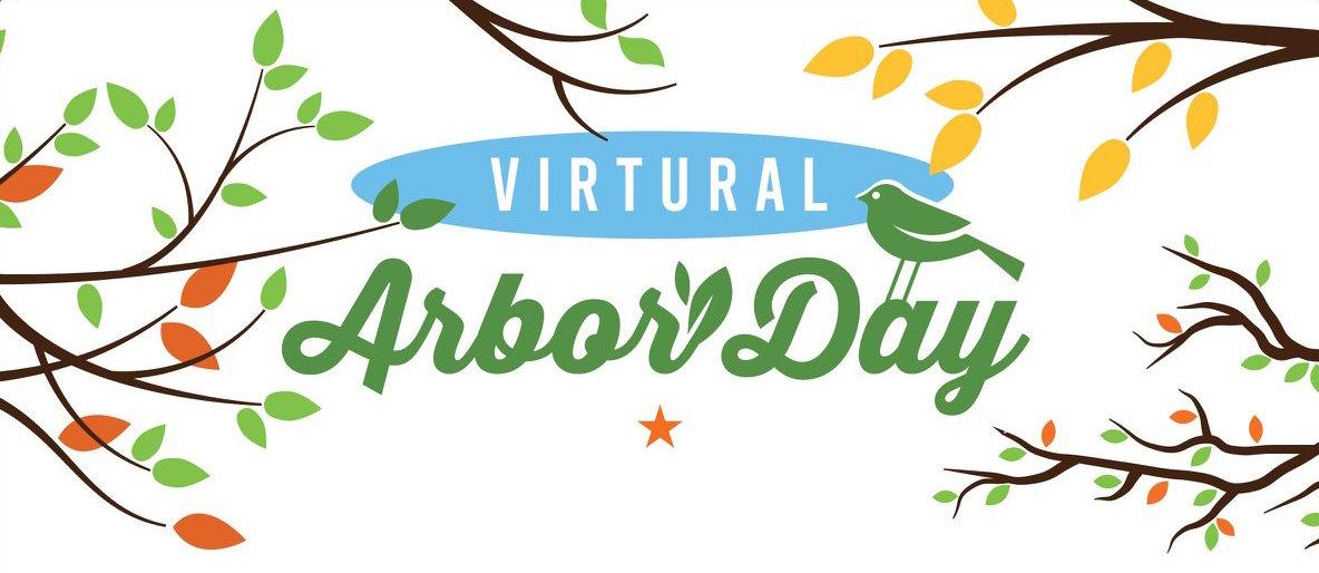 Plano Parks & Recreation, Virtual Arbor Day Celebration
