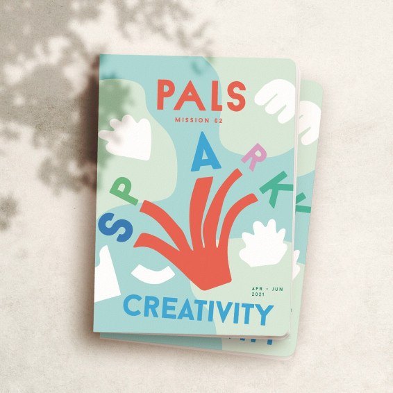 Galleria Dallas PALS Kids Club: Spark Creativity