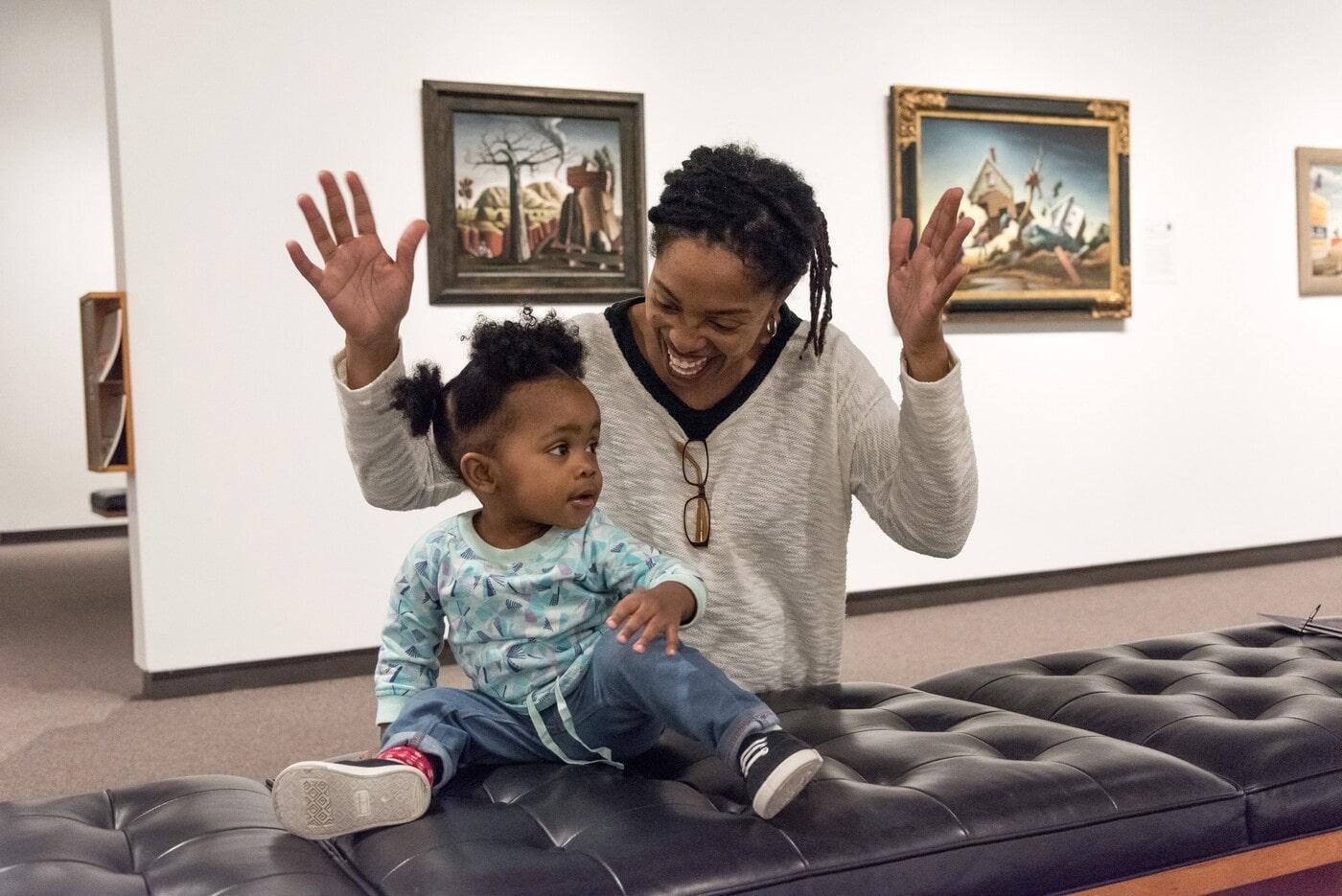 Amon Carter Museum of American Art, Itty-Bitty Art