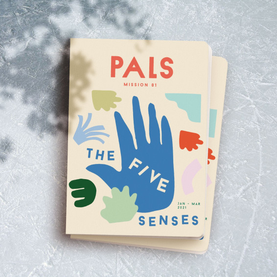 Galleria Dallas, PALS Kids Club, the five senses