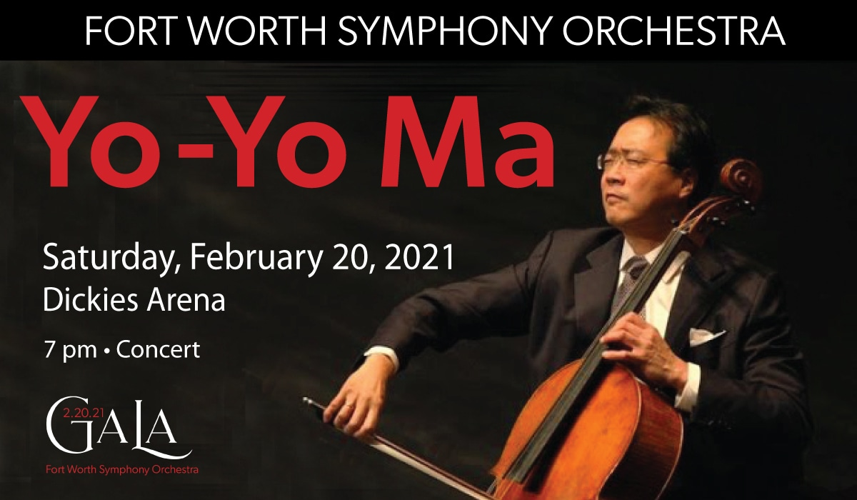 A Gala Evening with Yo-Yo Ma