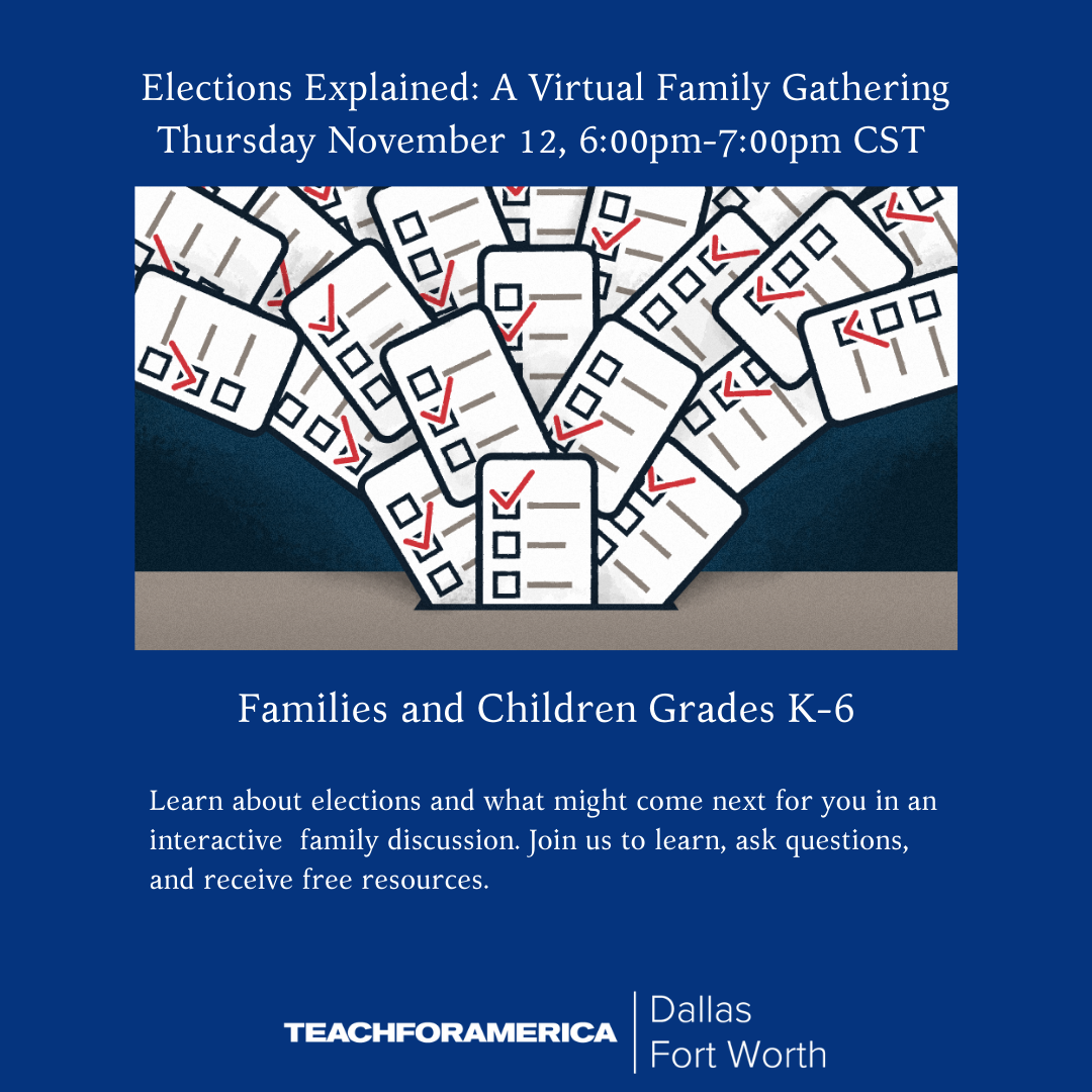 Elections Explained: A Virtual Family Gathering