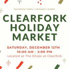 Clearfork Holiday Market