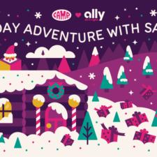 Virtual Holiday Parties with Santa, CAMP Store
