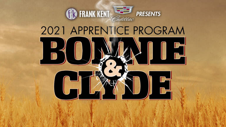 Casa Mañana, Bonnie & Clyde