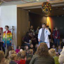 Noon Year's Eve, Rory Meyers Children's Adventure Garden