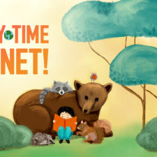 EarthX Story Time Planet