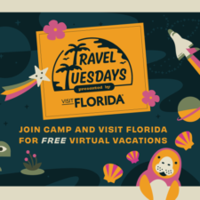 CAMP Store's Travel Tuesdays with Visit Florida