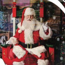 Santa Claus at The Shops at Clearfork