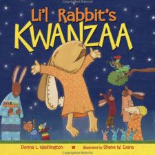 Donna L. Washington's book L'il Rabbit's Kwanzaa