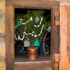 Christmas at Your Cabin, LLELA