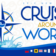 Epic Waters New Year's Eve Celebration: Cruise Around the World