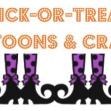 Trick-or-treat cartoons and crafts, Palace Arts Center, Classic Cartoons & Crafts