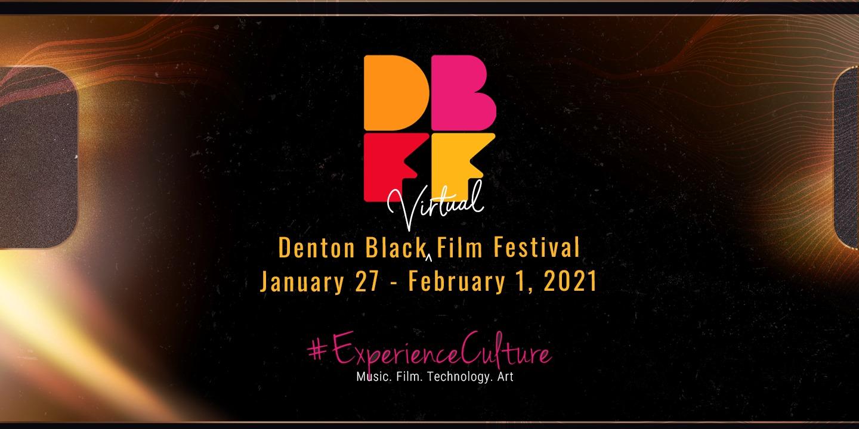 Virtual Denton Black Film Festival