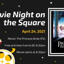 Downtown Celina, Movie Night on the Square