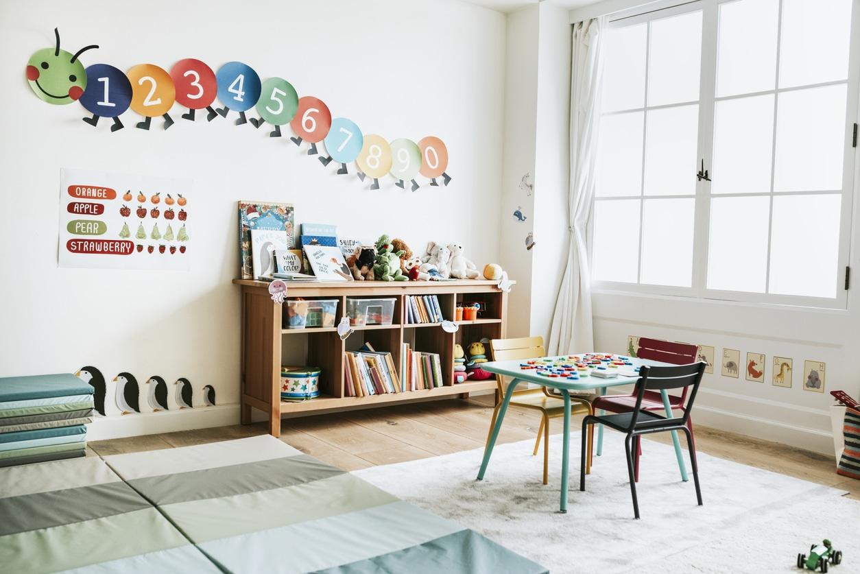 benefits and preschool classroom