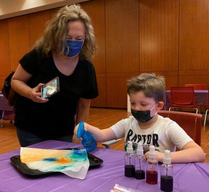 Preschool Family STEAM Club, Fort Worth Museum of Science and History