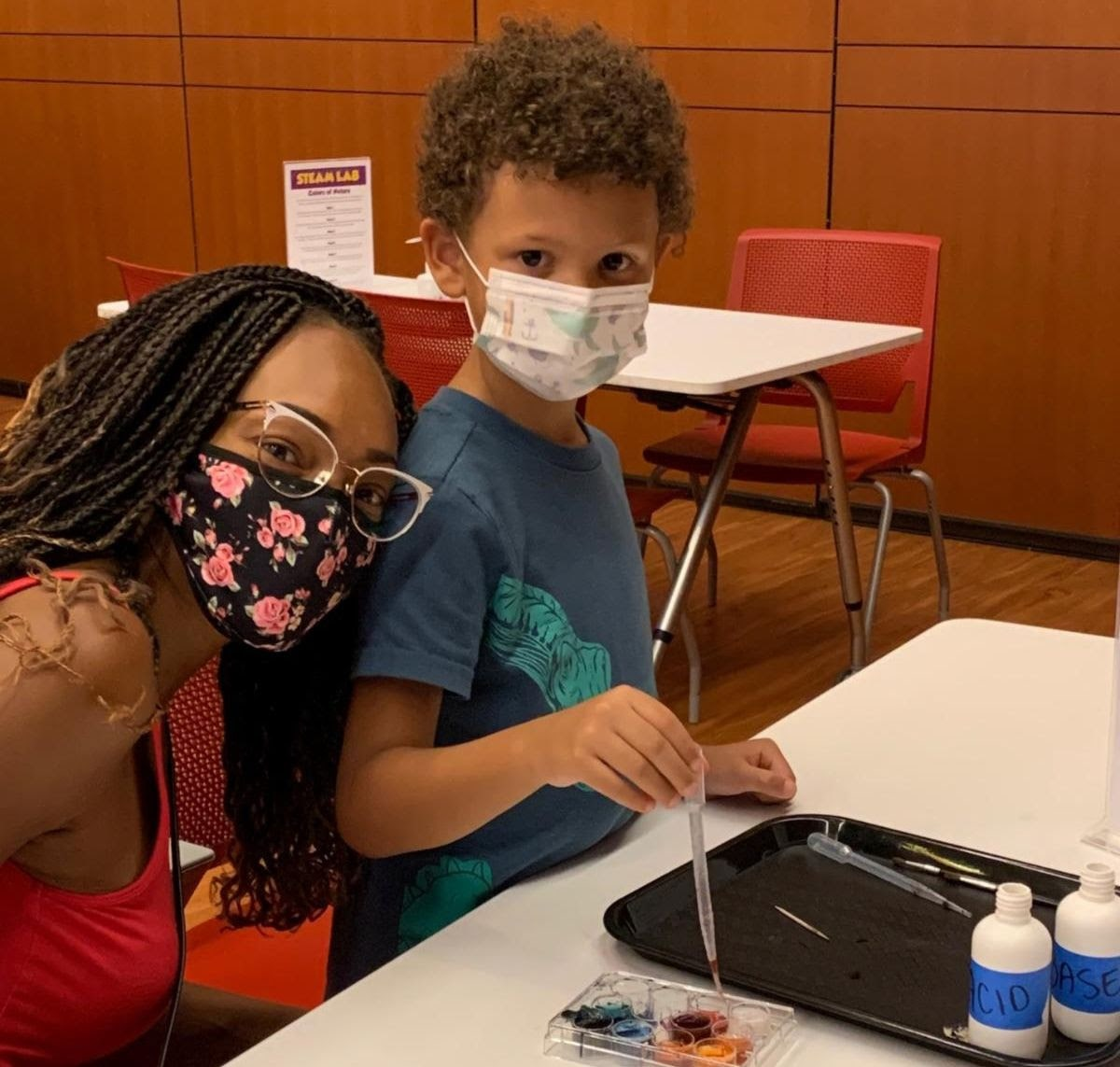 Homeschool Family Science Club, Fort Worth Museum of Science and History