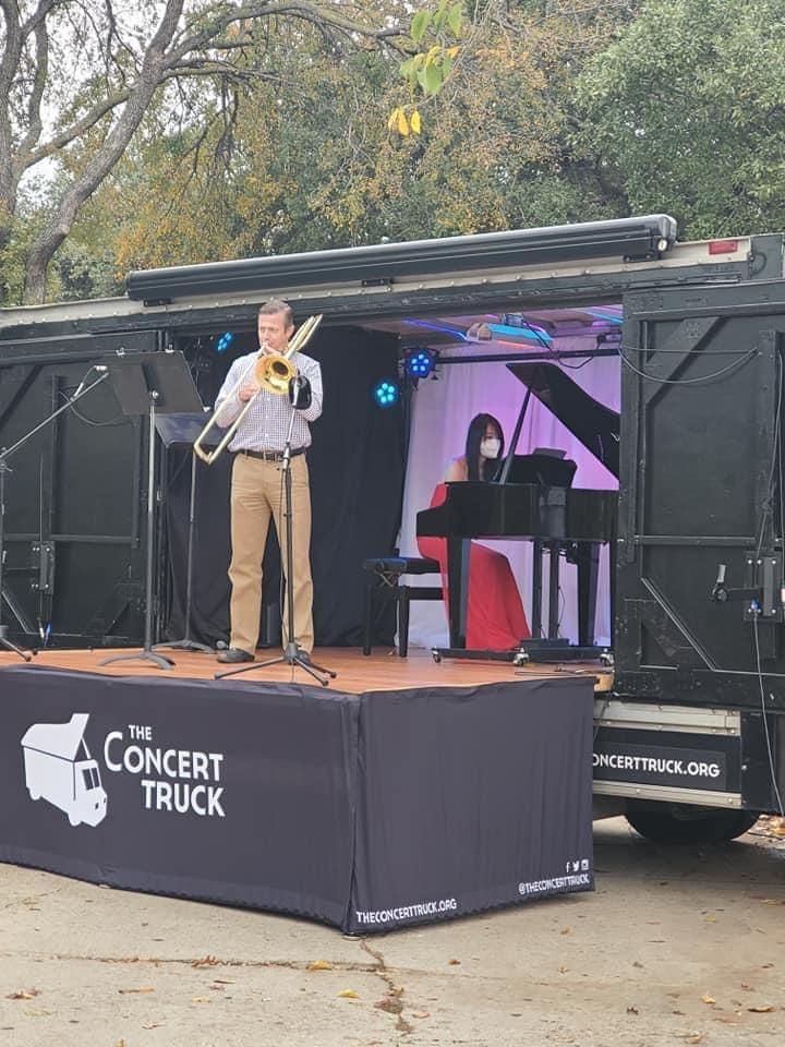 Dallas Symphony Orchestra, Concert Truck